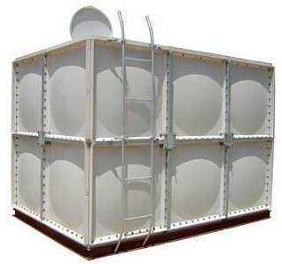 bo璃钢消防水xiang结构特点