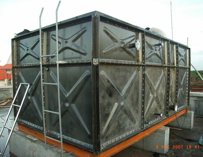 搪瓷钢板水箱选用说明